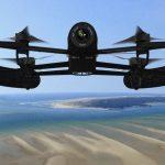 Parrot Bebop Drone, ultra lekki dron z kamerą Full HD i cyfrową