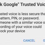 Android - ochrona głosowa zamiast hasła czy to bezpieczne?