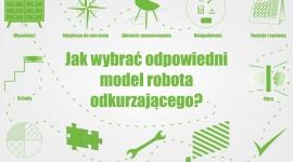 Jak wybrać odpowiedni model robota odkurzającego? - poradnik IT i technologie, LIFESTYLE - coraz większa popularyzacja robotów odkurzających sprawia, że klienci stoją przed trudnym zadaniem wyboru odpowiedniego pomocnika. Jest jednak kilka wskazówek, które w prosty sposób pomogą w podjęciu najlepszej decyzji.