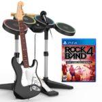 Podbij scenę razem z Rock Band 4