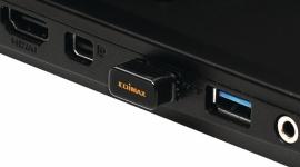 Edimax EW-7611ULB - nano karta sieciowa z Bluetooth 4.0 IT i technologie, LIFESTYLE - EW-7611ULB to nano karta USB dwa w jednym. Może działać jako bezprzewodowa karta sieciowa pozwalająca przesyłać dane z prędkością do 150 Mb/s, a także jako karta Bluetooth 4.0...