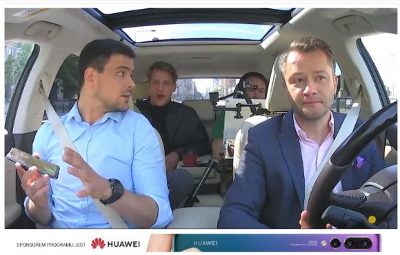 Onet Rano i Huawei budzą technologicznie Polaków IT i technologie, LIFESTYLE - Huawei zaprasza na poniedziałkowe technologiczne pobudki w Onet Rano. Wspólny projekt, który wystartował 14 maja, potrwa przez niemal dwa miesiące. Jak sztuczna inteligencja wpłynie na nasze życie? Jaki jest stosunek Polaków do smartfonów?...