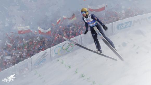 Ski Jumps z nową ofertą dla graczy IT i technologie, LIFESTYLE - Ski Jumps to interesujący polski menadżer skoków narciarskich online dostępny w przeglądarce. Prężnie rozwijająca się gra multiplayer wzbogaca rozgrywkę dzięki otwarciu zupełnie nowego serwera.