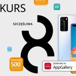 Nagrody o łącznej wartości 80 tys zł do wygrania w konkursie Huawei Szczęśliwa 8