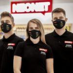 Nowe otwarcie NEONET w Szczecinie – na klientów czekają mega rabaty!